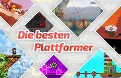 Die besten Plattformer-Spiele...