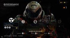 Doom: Prätorenanzug verbessern mit Rüstungspunkten
