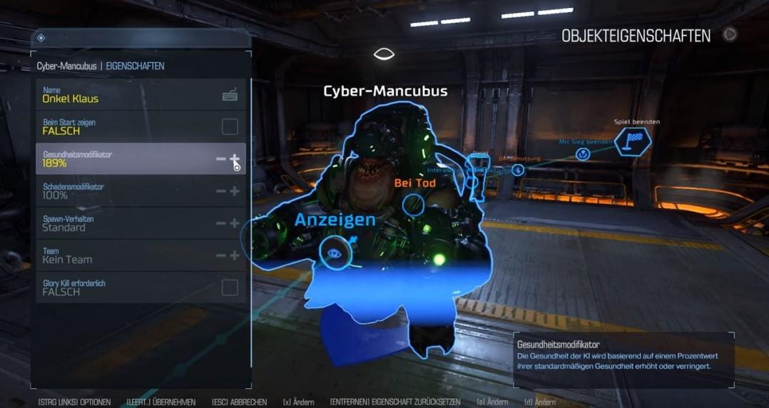 Doom: SnapMap-Editor erklärt und eigene Maps erstellen on