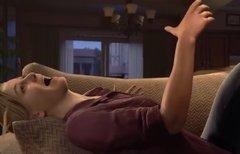 Uncharted-4-Bug: Elena wird...