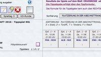 EM Tippspiel 2016 XXL für Excel