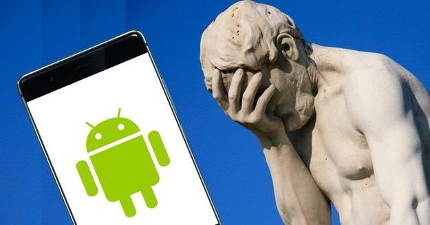 """Fail des Tages: Warum (k)ein """"Böses Erwachen"""" beim Kauf von Android-Handys droht"""
