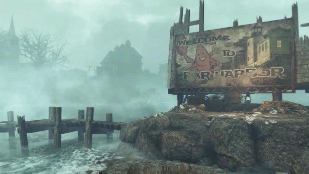 Fallout 4 - Far Harbor: DLC starten (mit Video)