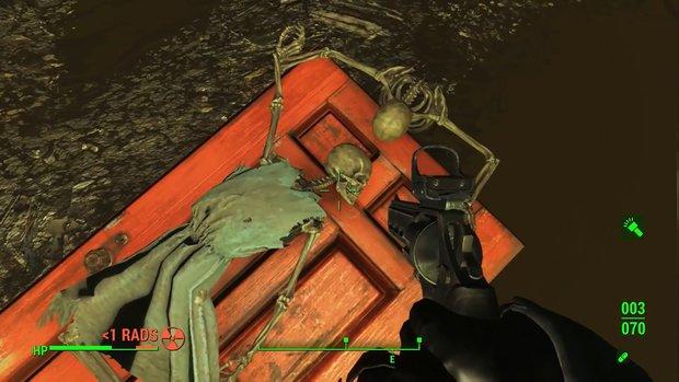 Fallout 4 - Far Harbor: Geheimnisse und Easter Eggs