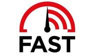 Netflix-Speedtest durchführen