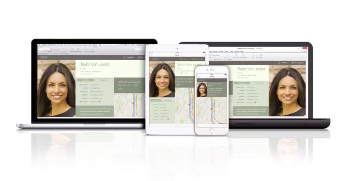 filemaker 15 kann apps mit touch id und 3d touch unterst tzung erstellen giga. Black Bedroom Furniture Sets. Home Design Ideas