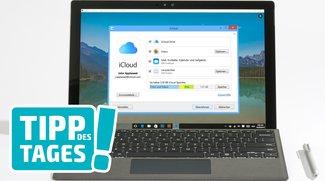 iCloud-Fotos auf einem Windows-PC ansehen