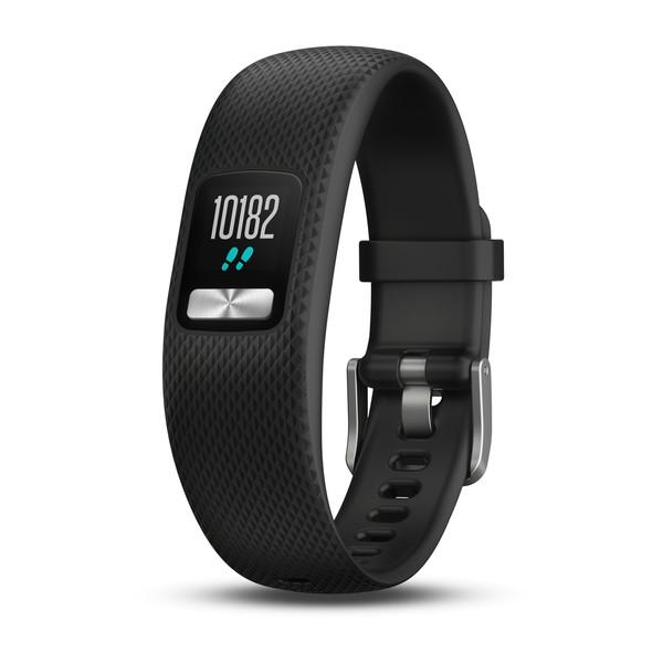 55c8d14ba5 Der Garmin Vivofit 4 ist ebenfalls ein wasserdichter Fitness-Tracker, der  vor allem mit seiner Batterielaufzeit von mehr als einem Jahr viele Nutzer  ...