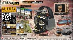 Ghost Recon Wildlands: Editionen, Vorbestellerbonus und Season Pass