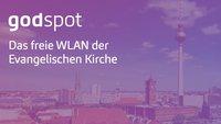 Godspot: WLAN in der Kirche – Anmeldung, Kosten, teilnehmende Häuser