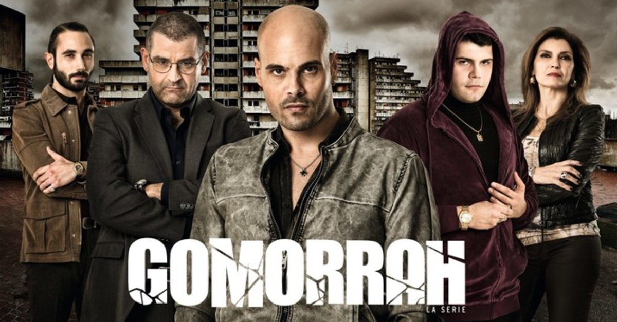Gomorrha 3 Staffel