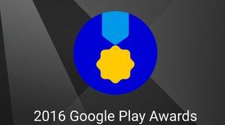 Google Play Awards 2016: Das sind die besten Android-Apps