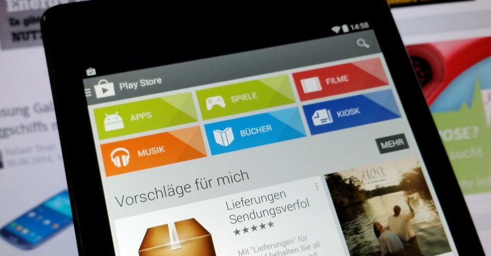 google play store apps smartphone