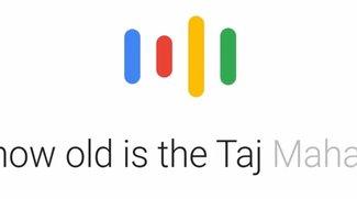 Google Assistant: Sprachgesteuerter Chatbot offiziell vorgestellt [Google I/O 2016]