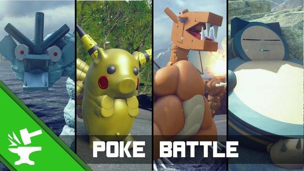Halo 5: Mit dieser Map wird es zur Pokémon-Arena