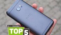 5 Gründe, warum das HTC 10 besser als das Samsung Galaxy S7 ist