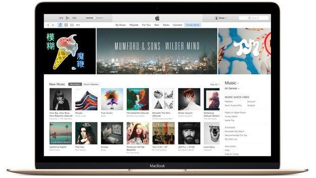 iTunes und App Store: Apple behebt Server-Probleme