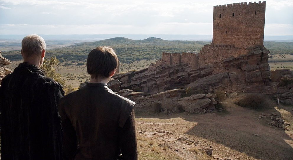 Tower of Joy aus Game of Thrones