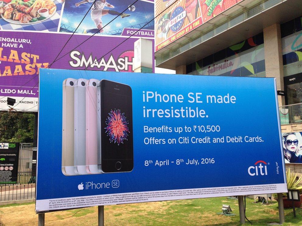 iPhone-Verkaufszahlen steigen in Indien um 56 Prozent