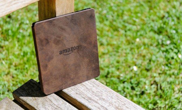 Kindle Oasis im Test: Wird der E-Book-Reader Amazons neues Aushängeschild?