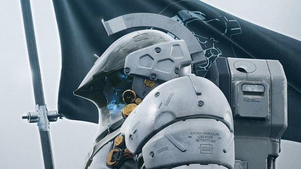 Kojima Productions: Ludens, die Figur hinter dem Logo