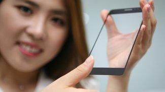 Unsichtbar: LGs neuer Fingerabdruckscanner sitzt unter dem Displayglas