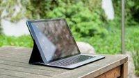 Logitech Create im Test: Die alternativlose iPad Pro-Tastatur