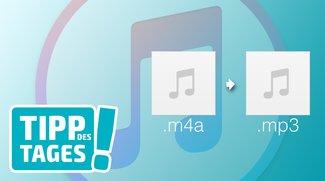 m4a in mp3 auf dem Mac konvertieren, so geht's (3 Wege)