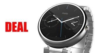 Deal: Moto 360 aus Edelstahl ab 119 Euro