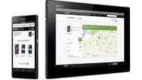 My Xperia – so ortet ihr euer Sony-Smartphone
