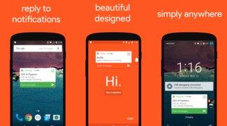 Notifly: Praktische App bringt Chat Heads für WhatsApp, Telegram und Co.