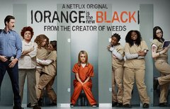 Orange Is The New Black...
