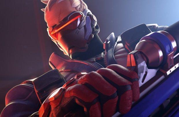 Overwatch: Soldier 76 im Guide mit Tipps zum Gameplay