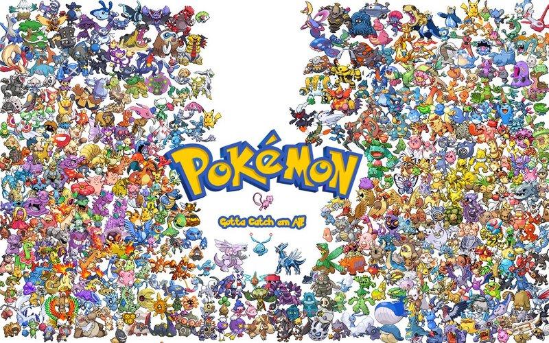 spiel wie pokemon