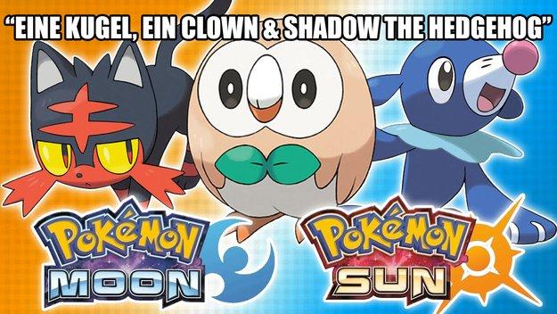 Pokémon Sonne & Mond: Das waren die witzigsten Reaktionen auf den Trailer