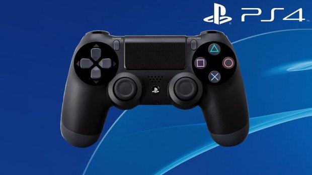Playstation 4: Vier Controller anschließen