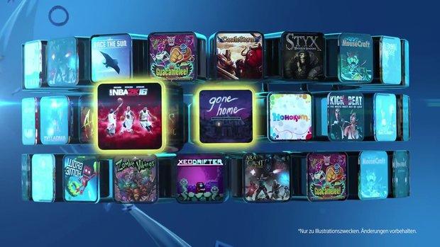 Playstation Plus im Juni: NBA 2K16, Gone Home und mehr gratis für Abonnenten