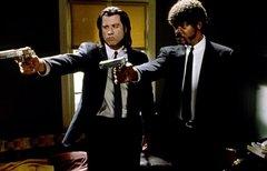 Pulp Fiction: Wo läuft der...