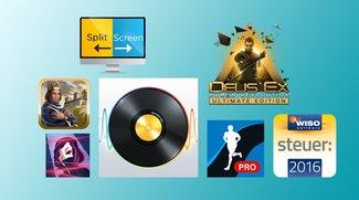 Kostenlose und reduzierte Apps (& eBooks) für iPhone, iPad und Mac zum Wochenende