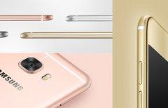 Galaxy C5 und Galaxy C7...