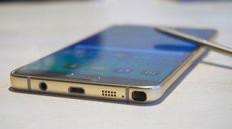 Samsung Galaxy Note 7 edge: Neuer Teaser bestätigt Modell mit abgerundeten Displayrändern