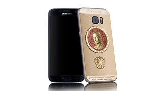 Nur 24.000 Euro: Echte Putin-Fans lassen sich dieses Samsung Galaxy S7 nicht entgehen