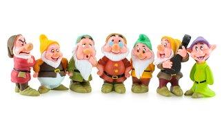 7 Zwerge-Namen: Wie heißen die Sieben Zwerge bei Grimm, Disney & Co.?
