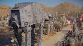 Star Wars: Video-Leak zeigt ein Spiel, das wir niemals spielen werden