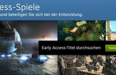 Was ist Early Access?...