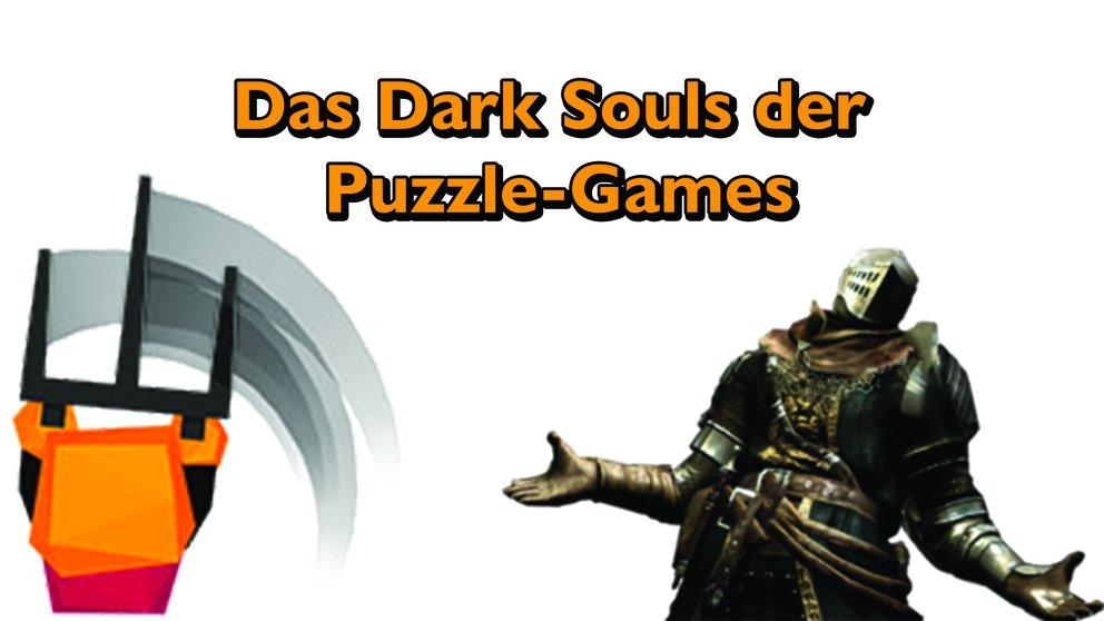 Stephen's Sausage Roll: Dieses Indie-Spiel ist Dark Souls als Puzzle-Game