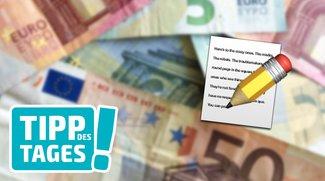 Vorausgefüllte Steuererklärung: Belegabruf beantragen