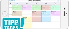 SchoolRoom: Der Stundenplan auf iPhone und iPad