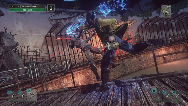 Let it Die: Neues Gameplay-Material und Interview mit Entwickler Suda51