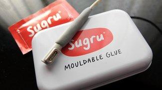 Sugru im Test: Kabel vom MacBook, iPhone, Android-Smartphone und noch viel mehr reparieren (DIY)